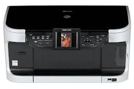 Canon Pixma MP800R printer softwere