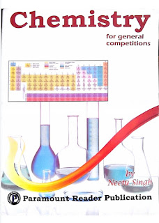 Chemistry Book Pdf By Neetu Singh: Paramount Publication