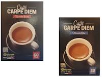 Logo Vinci gratis 100 cialde Caffè Carpe Diem : come partecipare!