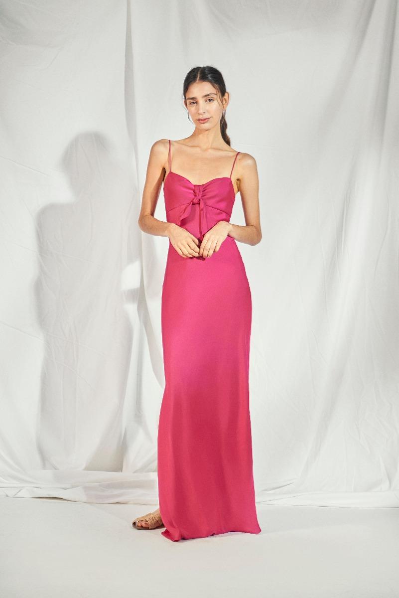vestidos largos primavera verano 2021