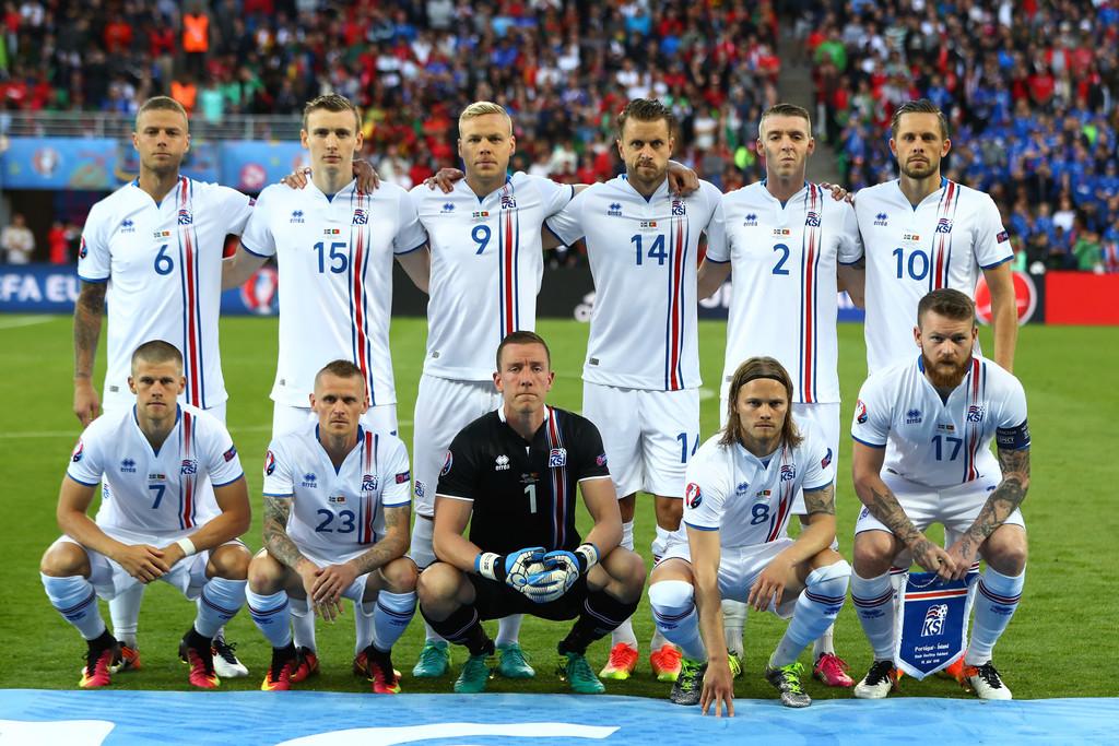 Iceland không ngại công khai chiến thuật
