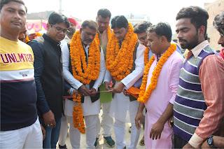 टीम भावना की सीख देता है खेलः डा. खान  | #NayaSaberaNetwork