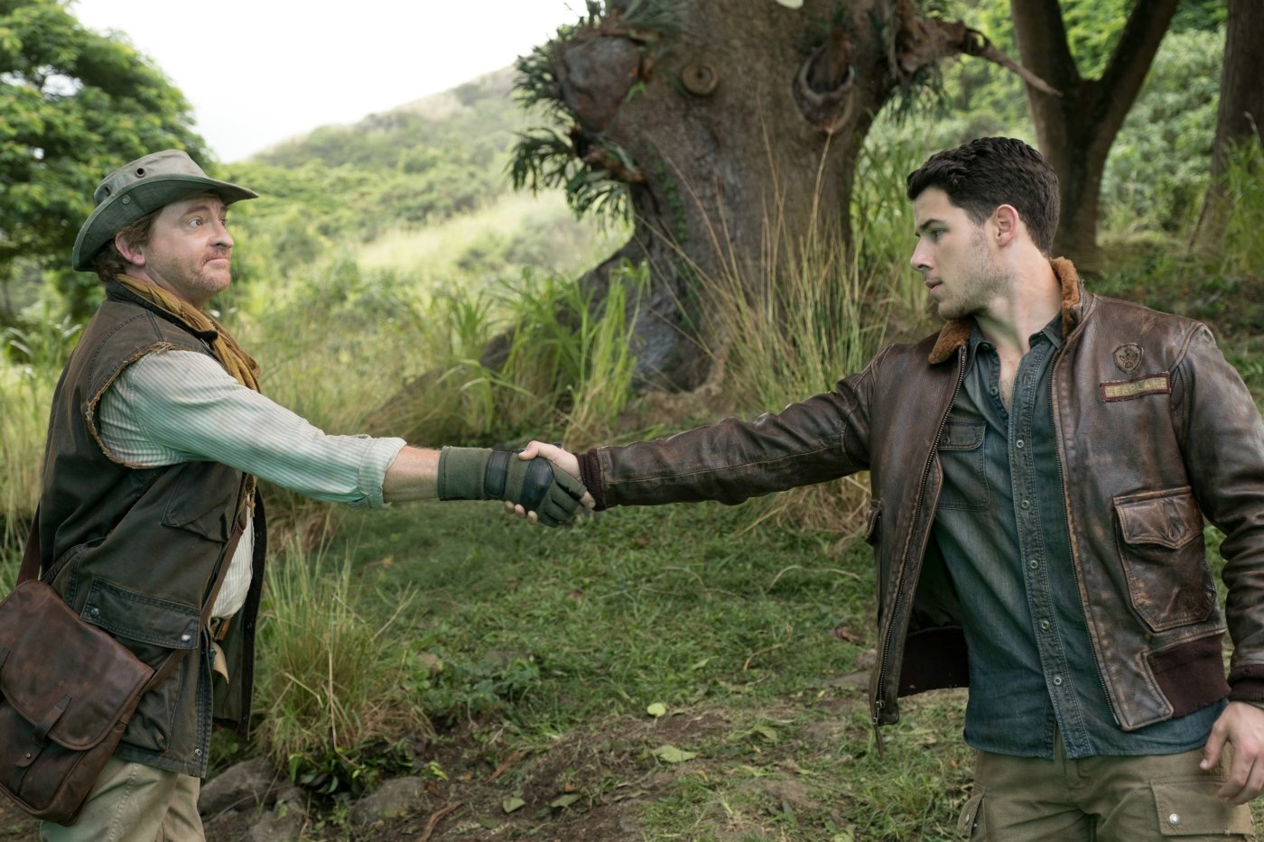 Jumanji: Welcome to The Jungle (2017) Movie Direct Download in Dual Audio ( Hindi+English) (480p,720p,1080p) Movieshub - Movies Manias