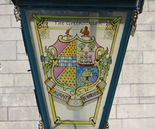 Gourock Coat of Arms