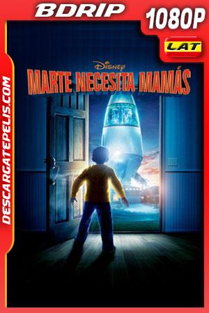 Marte necesita mamás (2011) 1080p BDrip Latino – Ingles