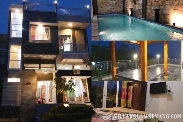 Villa M 67 Di Batu Malang