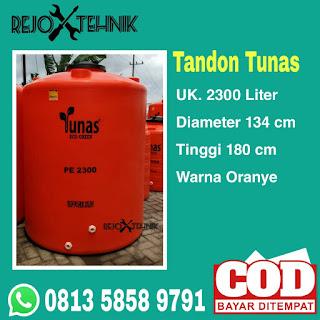 Tandon Air Merek Tunas