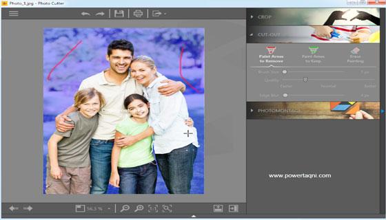 تغيير خلفية صورتك بطريقة احترافية ببرامج و بدون برامج
