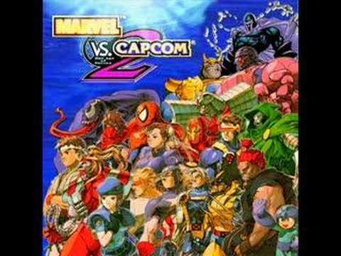 Video Game OST Empire!: Marvel vs Capcom 2: New Age of Heroes