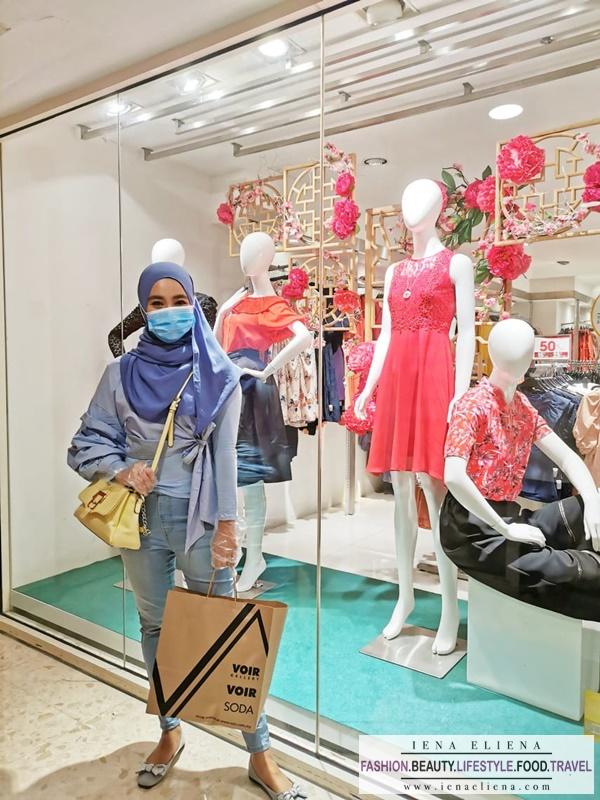 Shopping Vlog di  Voir Malaysia Cheras Leisure Mall
