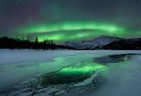 Aurora over Laksaa