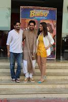 Parineeti Chopra with Ayushmann Khurrana at the Launch of Trailer of Meri Pyaari Bindu 055.JPG
