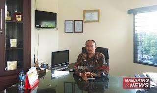Kepala Kantor Imigrasi Kelas II Non TPI Sukabumi, Nurudin.