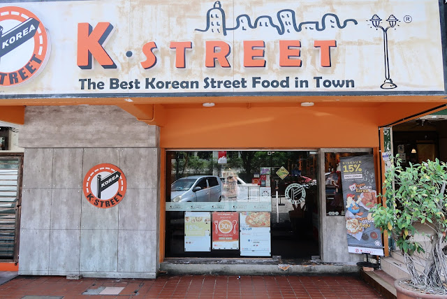 K-Street, SS15, Subang Jaya or The Street Cafe, SS15, Subang Jaya