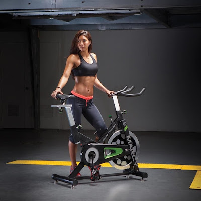 Road Warrior Athletics Stationary Fitness Bike