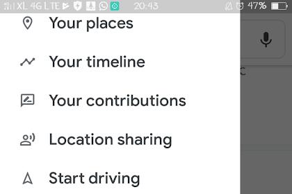 Fitur Google Maps Yang Jarang Diketahui
