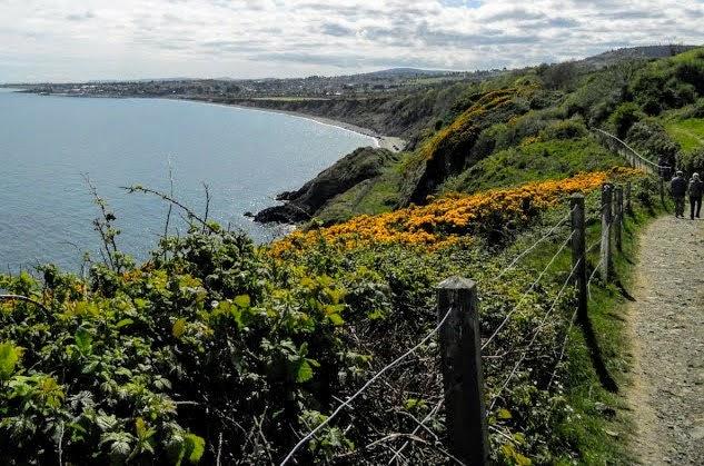 Best Dublin Walks: Bray to Greystones Cliff Walk