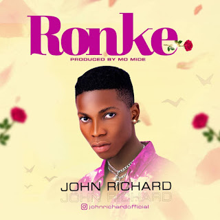[Music] John Richard – Ronke