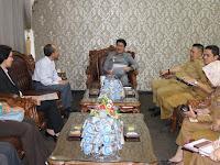 Pemprov Lampung Aperesiasi BPK Dalam Pembinaan dan Pengawasan Dana Desa