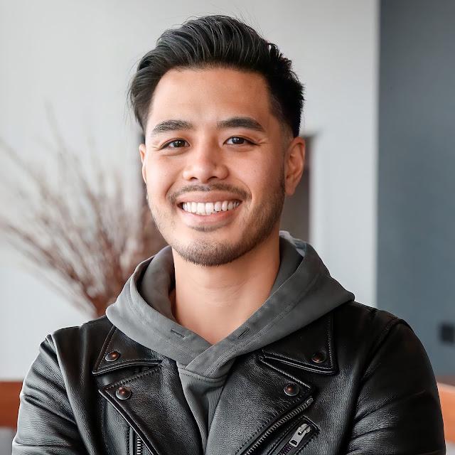 Mike Tran of Asian Menswear