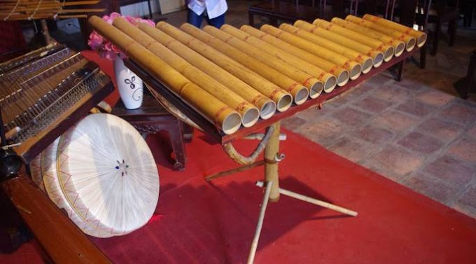 Traditional Instruments: Klong Put