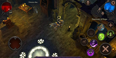 تحميل لعبة الاكشن المغامرات Vengeance APK النسخة المهكرة للاجهزة الاندرويد باخر تحديث مجانا