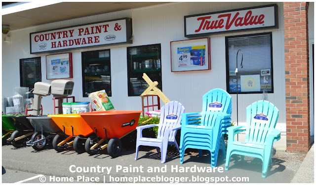 Country Paint and Hardware, North Branford CT
