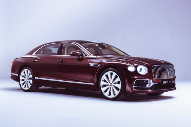 Bentley, Bentley Flying Spur, Bentley Videos, Frankfurt Motor Show, Mulliner, New Cars, Video