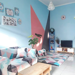 Gambar ruang keluarga minimalis