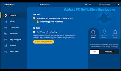 HMA Pro VPN 4 8 221 With Key For Longtime (Latest) - AbbasPC