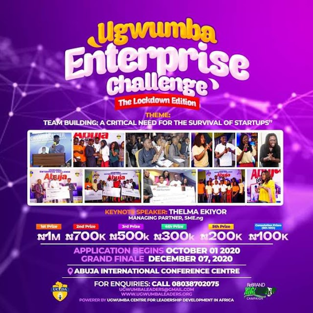 AGRITERNET MAKES FUOYE PROUD AS THEY EMERGE 7TH IN UGWUMBA ENTERPRISE CHALLENGE