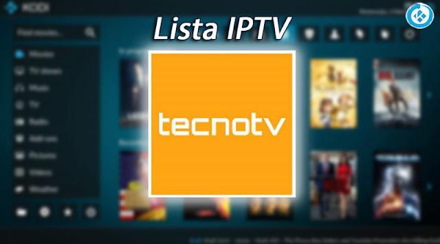 Como Instalar Lista Pvr Tecnotv En Kodi Tv En Vivo Y M 225 S