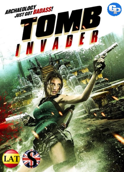Tomb Invader (2018) HD 1080P LATINO/INGLES
