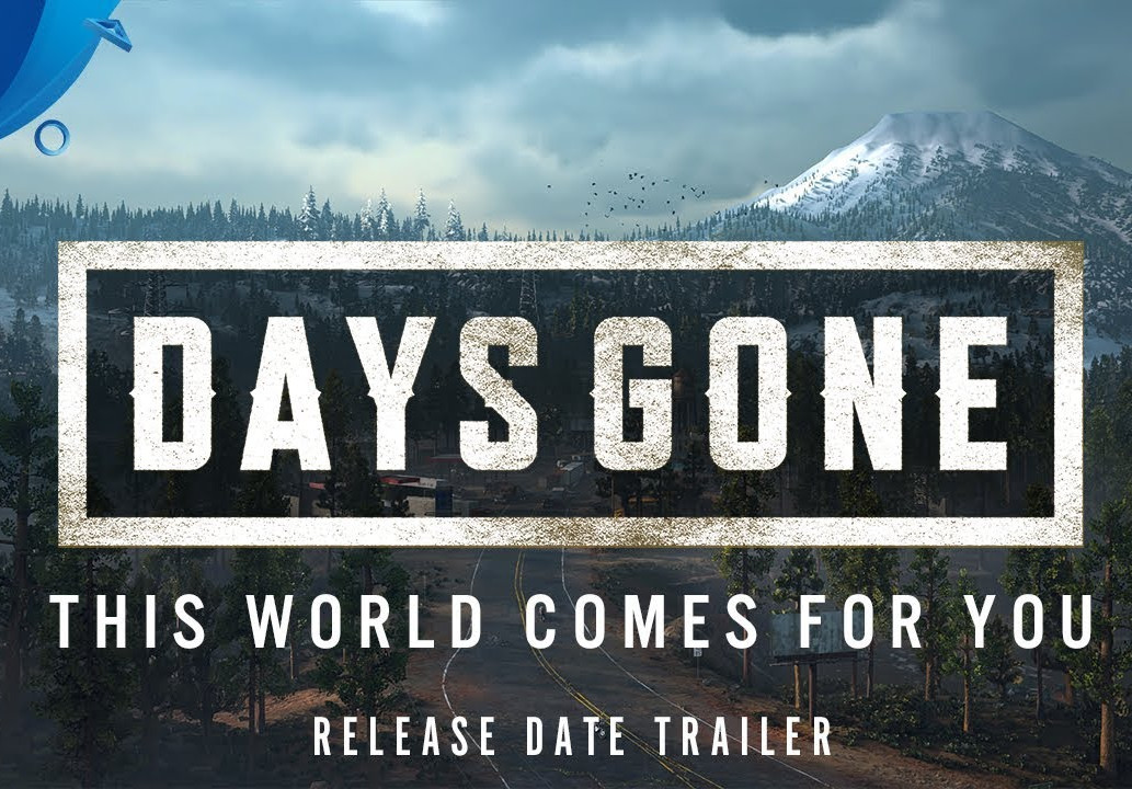 Days Gone – This World Comes For You Trailer - Zombie of the Week