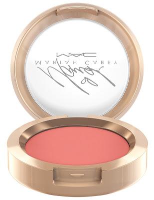 mariah carey mac powder blush sweet sweet fantasy