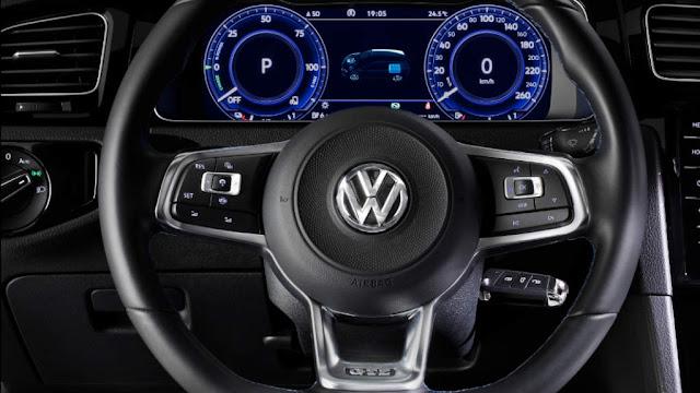 novo VW Golf GTE Brasil