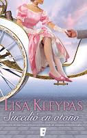 Sucedió en otoño 2, Lisa Klepas