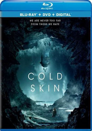 Cold Skin 2017 BluRay 300Mb Hindi Dual Audio 480p Watch Online Full Movie Download bolly4u