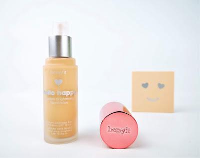 Base de Maquillaje Fluida Iluminadora y Perfeccionadora benefit