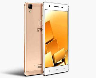 الهاتف الخامس + IRIS NEXT G