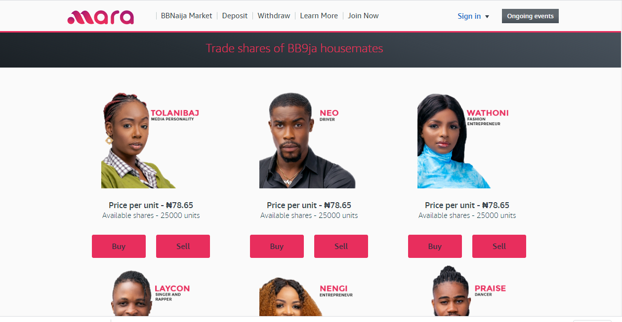 How to make money watching BBNaija Show 2020