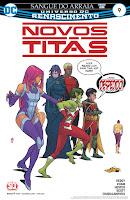 DC Renascimento: Novos Titãs #9