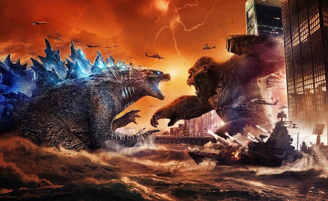 Godzilla vs kong in hindi dubbed in india