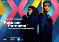 Melly Goeslaw feat Marthino Lio Ratusan Purnama (Ost. Film AADC 2)