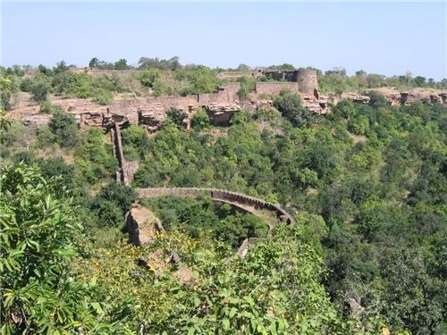 hinglajgarh fort Mandsaur