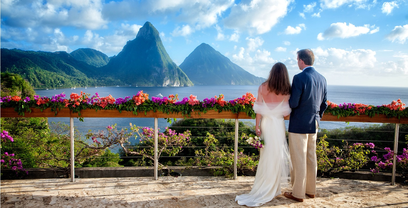 Saint Lucia, Caribbean best destination wedding venues