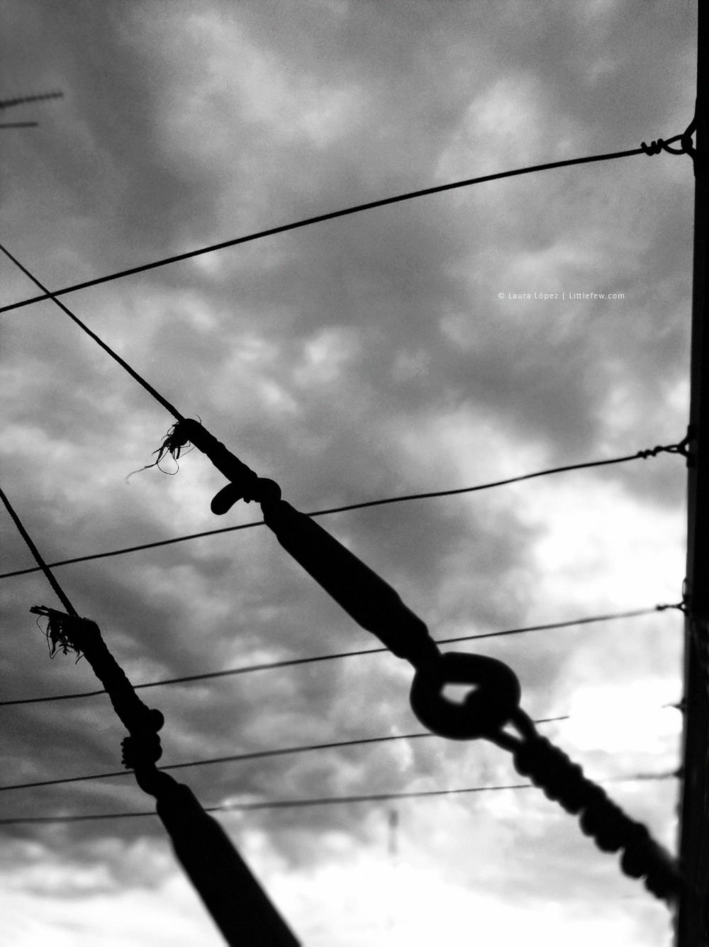 Black and white photography / Fotografía en blanco y negro