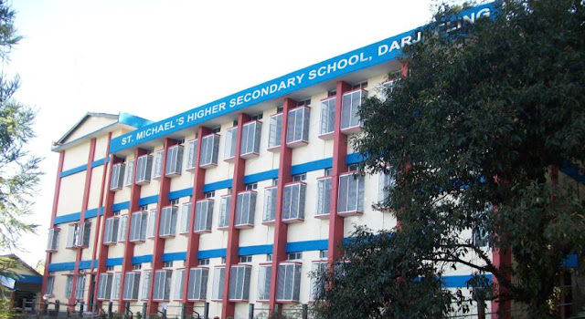 ST MICHAELS SCHOOL DARJEELING