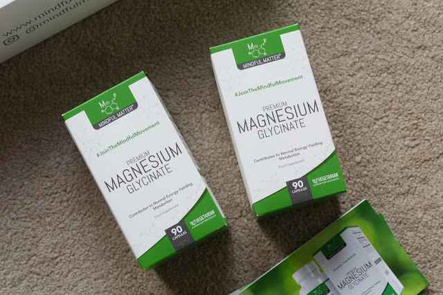 Mindful Matter Review , Mindful Matter magnesium Glycinate, magnesium Glycinate review, magnesium Glycinate supplements uk, magnesium Glycinate pills uk