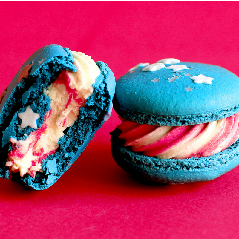 SWEET FREEDOM MACARONS